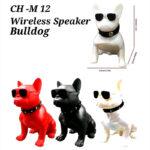 CH-M-12-Wireless-speaker-bull-dog
